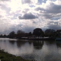 The River Thames, Staines (8), Стайнс