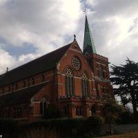 St. Peters Church (1), Стайнс