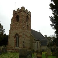 St Marys, Castle Church Stafford, Стаффорд