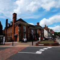 Chetwynd House, Stafford (The old Post Office), Стаффорд