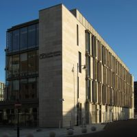 Stafford - new County Council buildings, Стаффорд