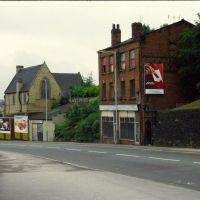 Lancashire Hill from Penny Lane (1984), Стокпорт