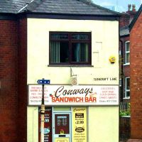 Conways Sandwich shop Turncroft Lane, Стокпорт