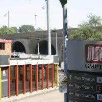 Stockport Bus Station, Стокпорт