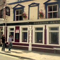 The Egerton Arms, Stockport, Cheshire, England, UK, Стокпорт