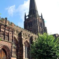 Heaviley, Stockport, St George SW aspect, Стокпорт