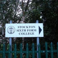 Stockton Sixth Form, Стоктон