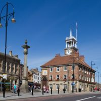 Town Hall, Stockton on Tees, Стоктон