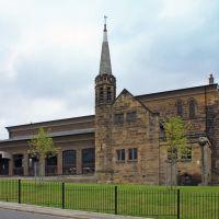 Saint Pauls C of E church, Стоктон