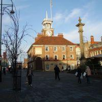 Stockton Town Hall, Стоктон-он-Тис