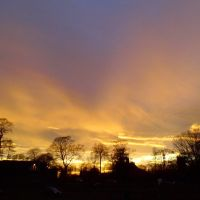 Norton Green February Dusk, Стоктон-он-Тис