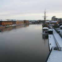 looking towards North Yorkshire, Стоктон-он-Тис
