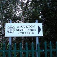 Stockton Sixth Form, Стоктон-он-Тис