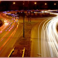 Junction Road round-a-bout, Стоктон-он-Тис