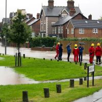 Looking East at Oxbridge Lane, Стоктон-он-Тис