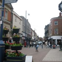 Stourbridge,  Market Square & High Street, Стоурбридж