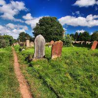 Oldswinford graveyard, Стоурбридж
