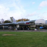 Vulcan at Wellsbourne Mountford, Стратфорд-он-Эйвон