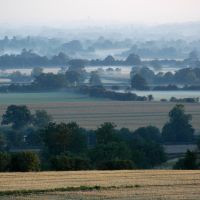 Warwickshire Countryside, Стратфорд-он-Эйвон