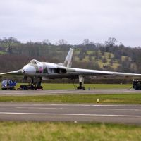 Vulcan Bomber, Стратфорд-он-Эйвон