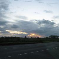 sunset, Стратфорд-он-Эйвон