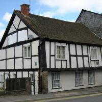 Timber frame house, Broad Street, Leominster, Стретфорд