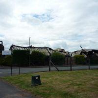 Skymark Factory after the fire, Стретфорд