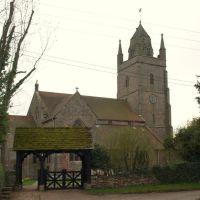 Church of St. Michael and All Angels, Bodenham, Стретфорд