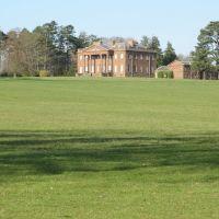 View to the main house, Berrington Hall, Стретфорд