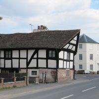 Half timbered house, Bridge Street, Leominster, Стретфорд