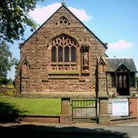 St Ethelberts Roman Catholic Church in Leominster, Стретфорд
