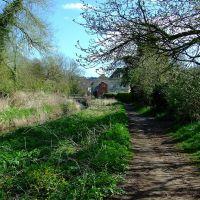 Canal path, Строуд