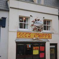 Joes Chippy, Nelson Street Stroud 1993, Строуд