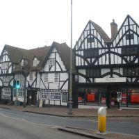 Cases tipiques a Tonbridge, Тонбридж
