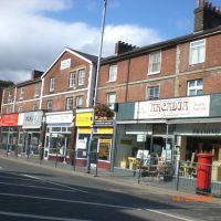 Shop Fronts (2), Тонбридж