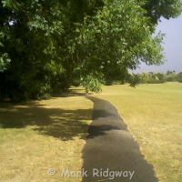 A Path in Tonbridge Sportsground (2), Тонбридж