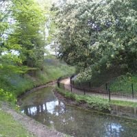 Tonbridge Castle Moat, Тонбридж