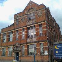 Building by Avebury Avenue, Тонбридж