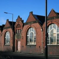 OLD PUBLIC LIBRARY, THORNABY ON TEES, Торнаби-он-Тис