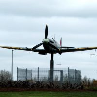 Spitfire Roundabout Thornaby, Торнаби-он-Тис