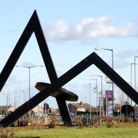 Thornaby AA Roundabout, Торнаби-он-Тис
