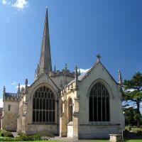 Trowbridge - St. James Church, Траубридж