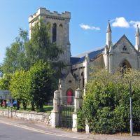 Trowbridge - Holy Trinity Church (1838), Траубридж