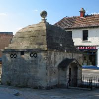 Trowbridge - The Blind House (1757), Траубридж