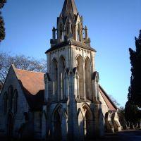 Cemetary chapel - Trowbridge, Траубридж
