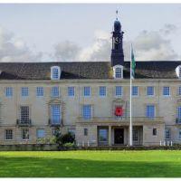 Wiltshire County Hall, Trowbridge, UK, Траубридж