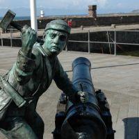 John Paul Jones raider, Whitehaven, Cumbria., Уайтхейен