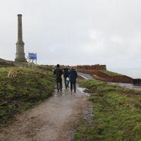the new coastal path, Уайтхейен