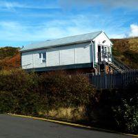 Bransty signal box,  Whitehaven, Cumbria, Уайтхейен