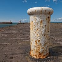 Rusty Sentry Whitehaven Harbour, Уайтхейен